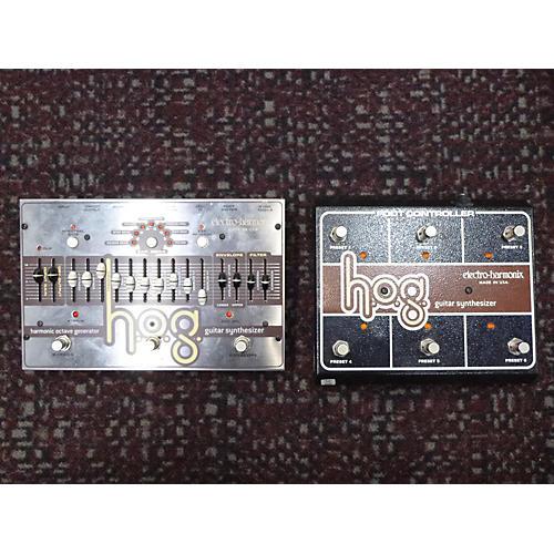 Electro-Harmonix Hog Harmonic Octave Generator Effect Pedal