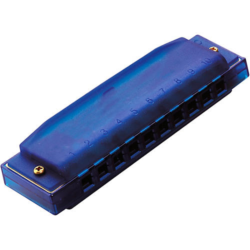 Hohner Hohner Kids Clearly Colorful Harmonica