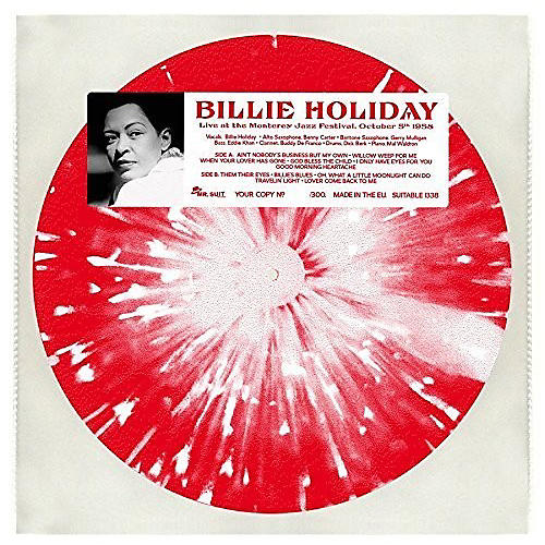 Alliance Holiday Billie - Live at the Monterey Jazz Festival October 5th