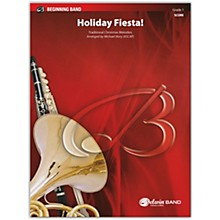 BELWIN Holiday Fiesta! Conductor Score 1.5 (Very Easy to Easy)