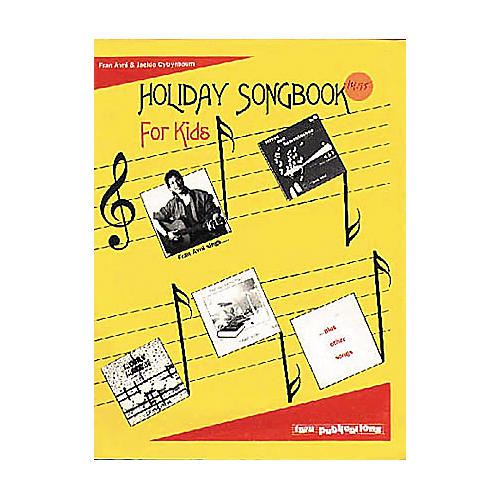Tara Publications Holiday Songbook for Kids Book