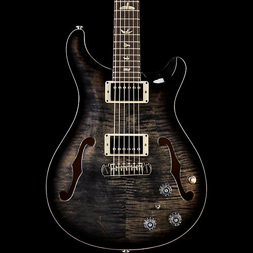PRS Hollowbody II Carved Figured Maple Top with Nickel Hardware Hollowbody Electric Guitar