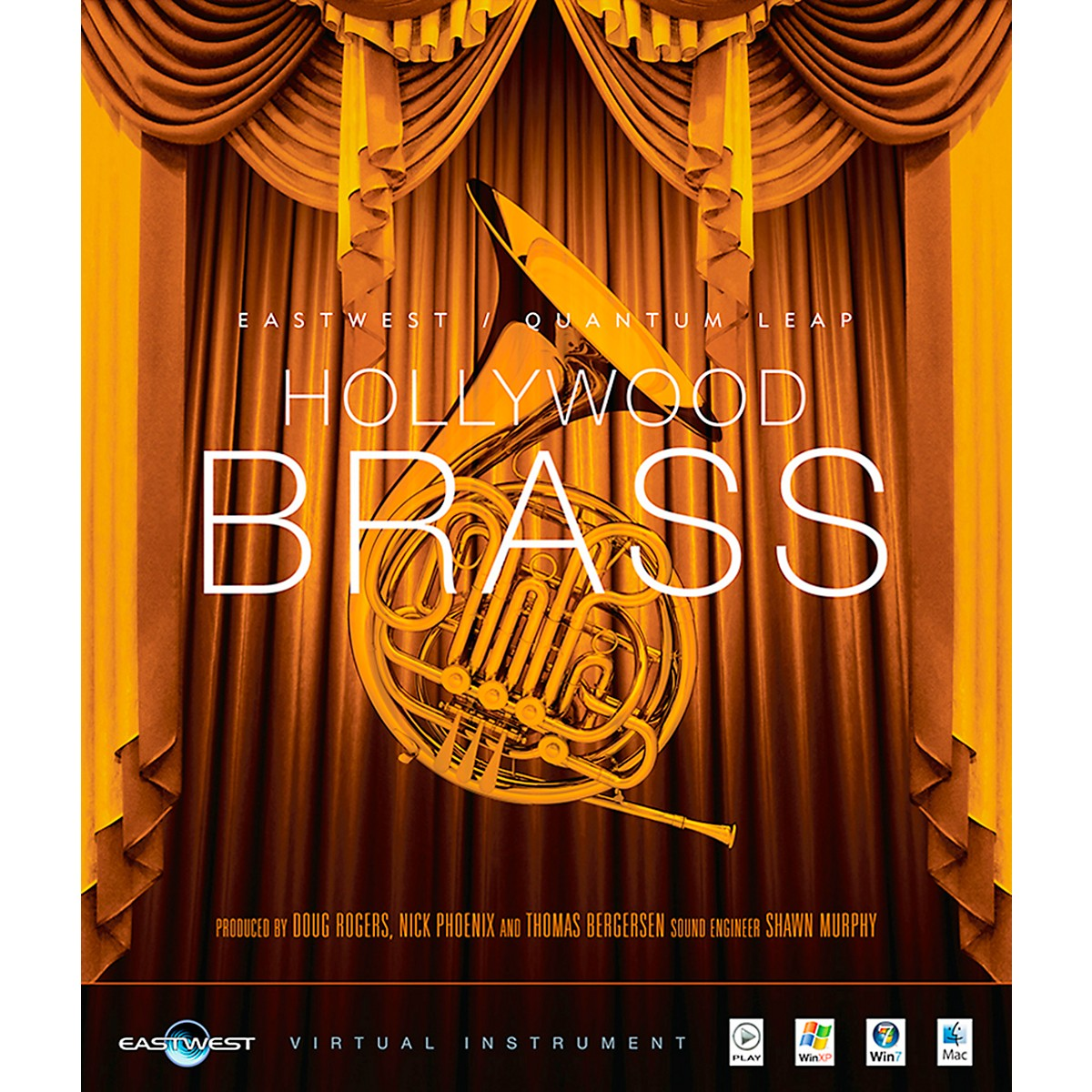 EastWest Hollywood Brass - Diamond Edition (Download)