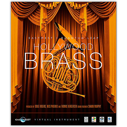 EastWest Hollywood Brass Gold Edition