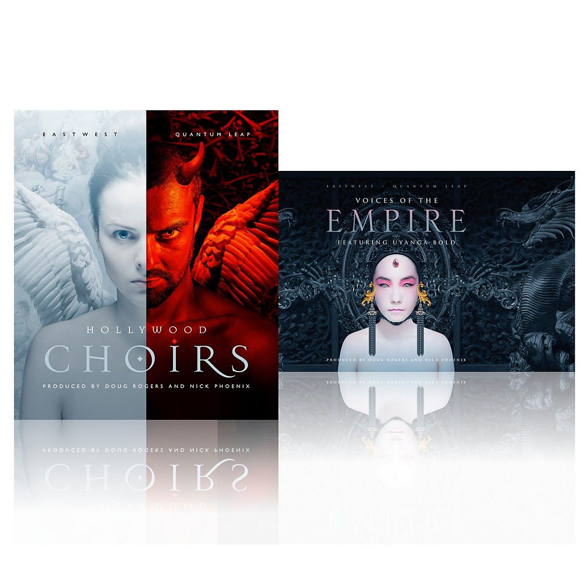 EastWest Hollywood Choirs Gold + Voices Of The Empire Bundle