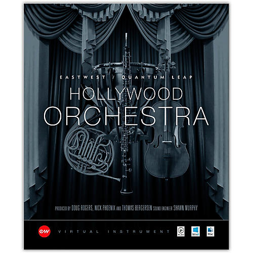 EastWest Hollywood Orchestra  - Silver