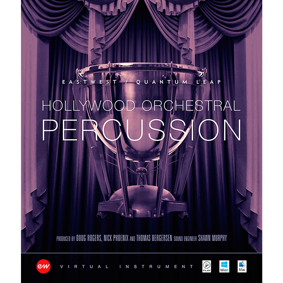 EastWest Hollywood Orchestra Percussion - Diamond Edition (Download)