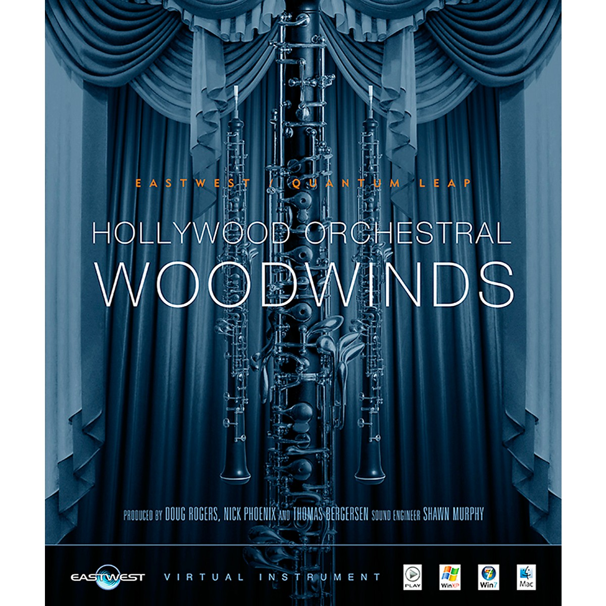 EastWest Hollywood Orchestra Woodwinds - Diamond Editon (Download)