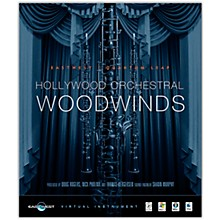 EastWest Hollywood Orchestral Woodwinds Gold Edition