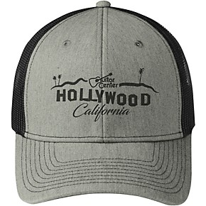 guitar center hollywood snapback trucker cap guitar center. Black Bedroom Furniture Sets. Home Design Ideas