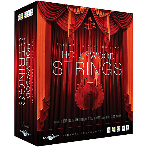 EastWest Hollywood Strings - Silver