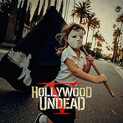 Alliance Hollywood Undead - Five
