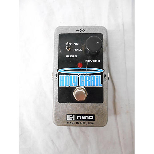used electro harmonix holy grail reverb effect pedal guitar center. Black Bedroom Furniture Sets. Home Design Ideas