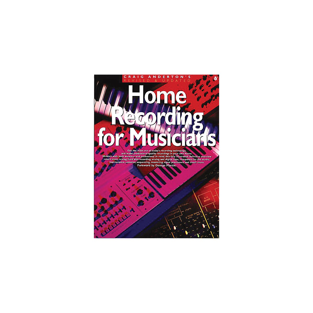 Music Sales Home Recording For Musicians