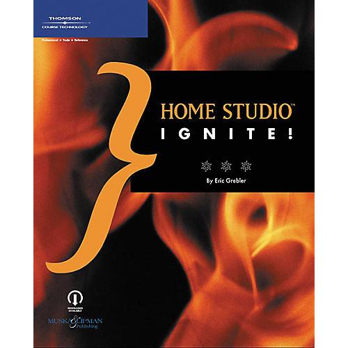 Course Technology PTR Home Studio Ignite! Book