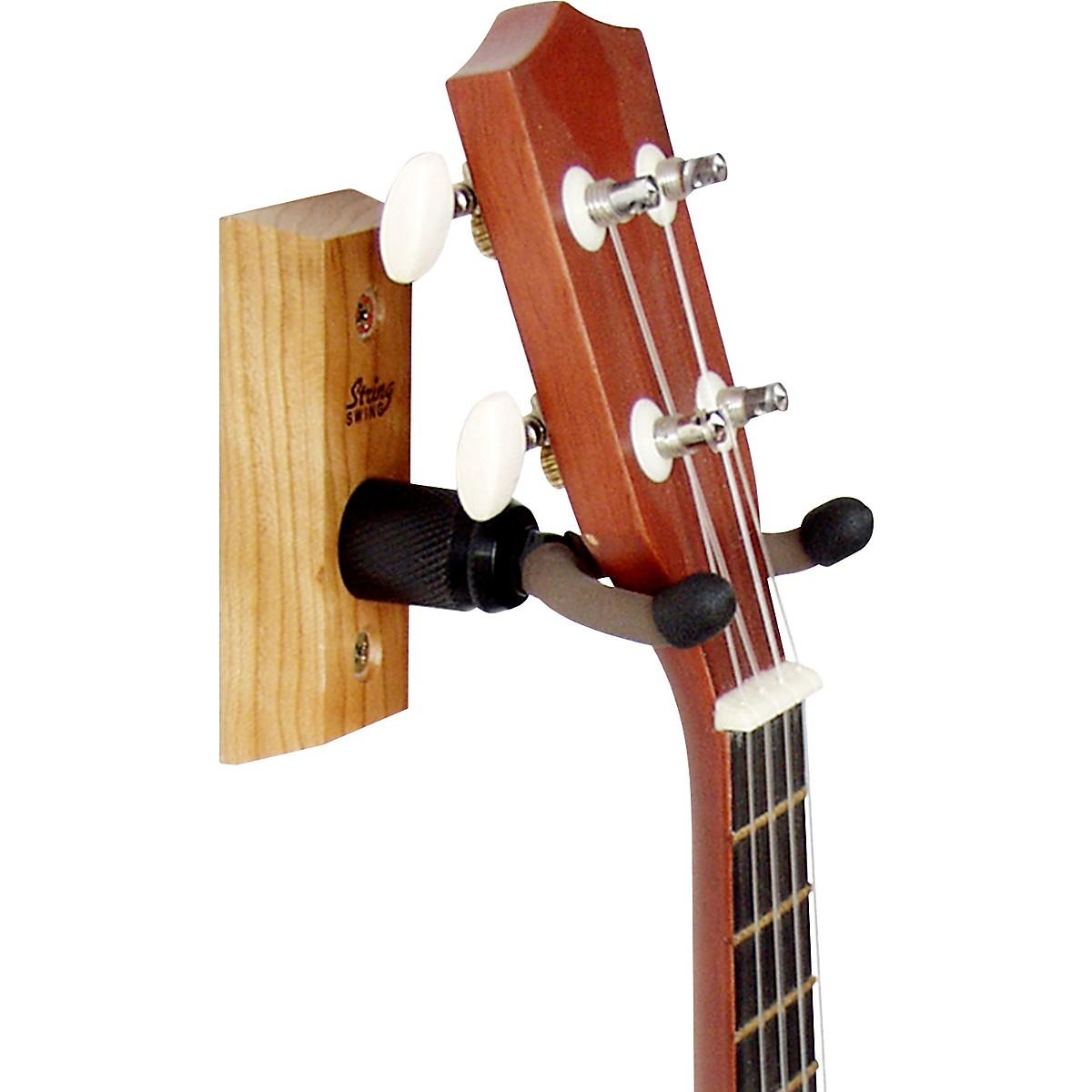 String Swing Home and Studio Ukulele Hanger