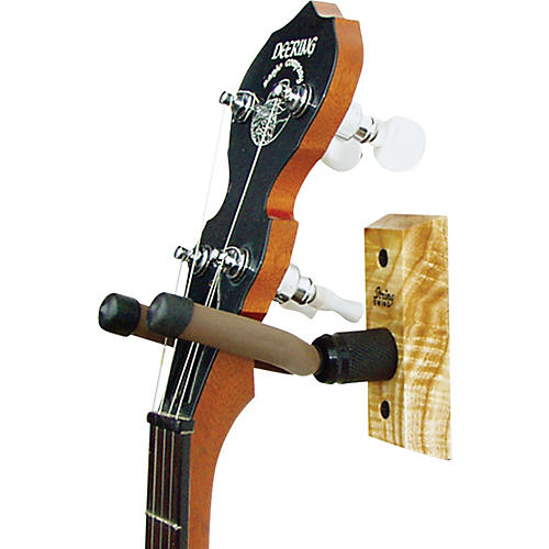String Swing Home and Studio Wood Banjo Hanger