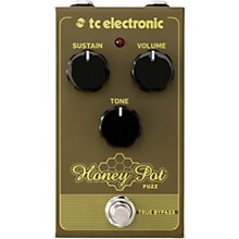 TC Electronic Honey Pot Fuzz Effects Pedal