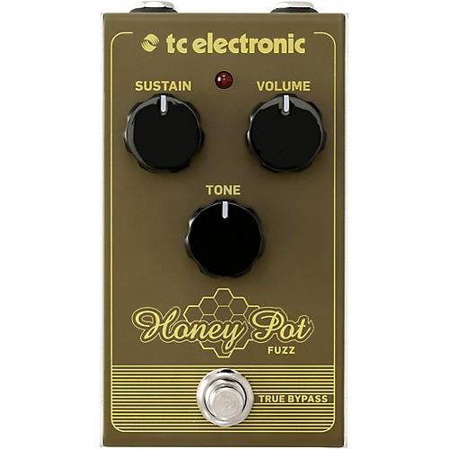 TC Electronic Honey Pot Fuzz Effects Pedal