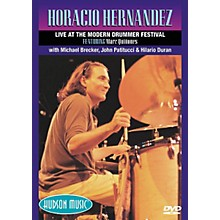 Hudson Music Horacio Hernandez Live at the Modern Drummer Festival (DVD)