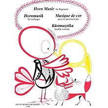 Editio Musica Budapest Horn Music for Beginners EMB Series by János Onozó