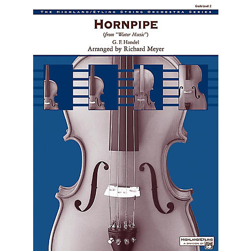 Alfred Hornpipe (from Water Music) Grade 2
