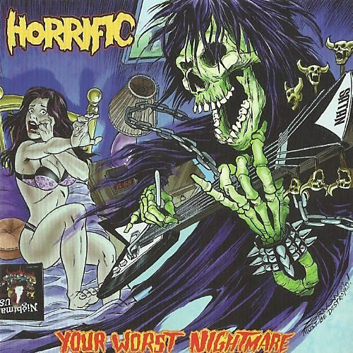 Alliance Horrific - Your Worst Nightmare