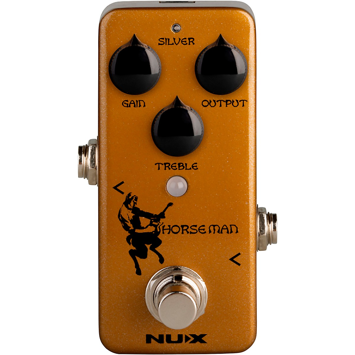 NUX Horseman Overdrive Effects Pedal