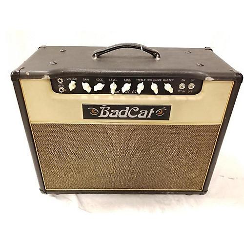 Bad Cat Hot Cat 15W 1x12 Tube Guitar Combo Amp