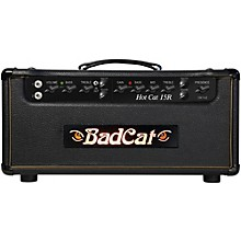 Bad Cat Hot Cat 15w Guitar Amp Head with Reverb Level 1