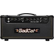 Bad Cat Hot Cat 15W Guitar Amp Head with Reverb