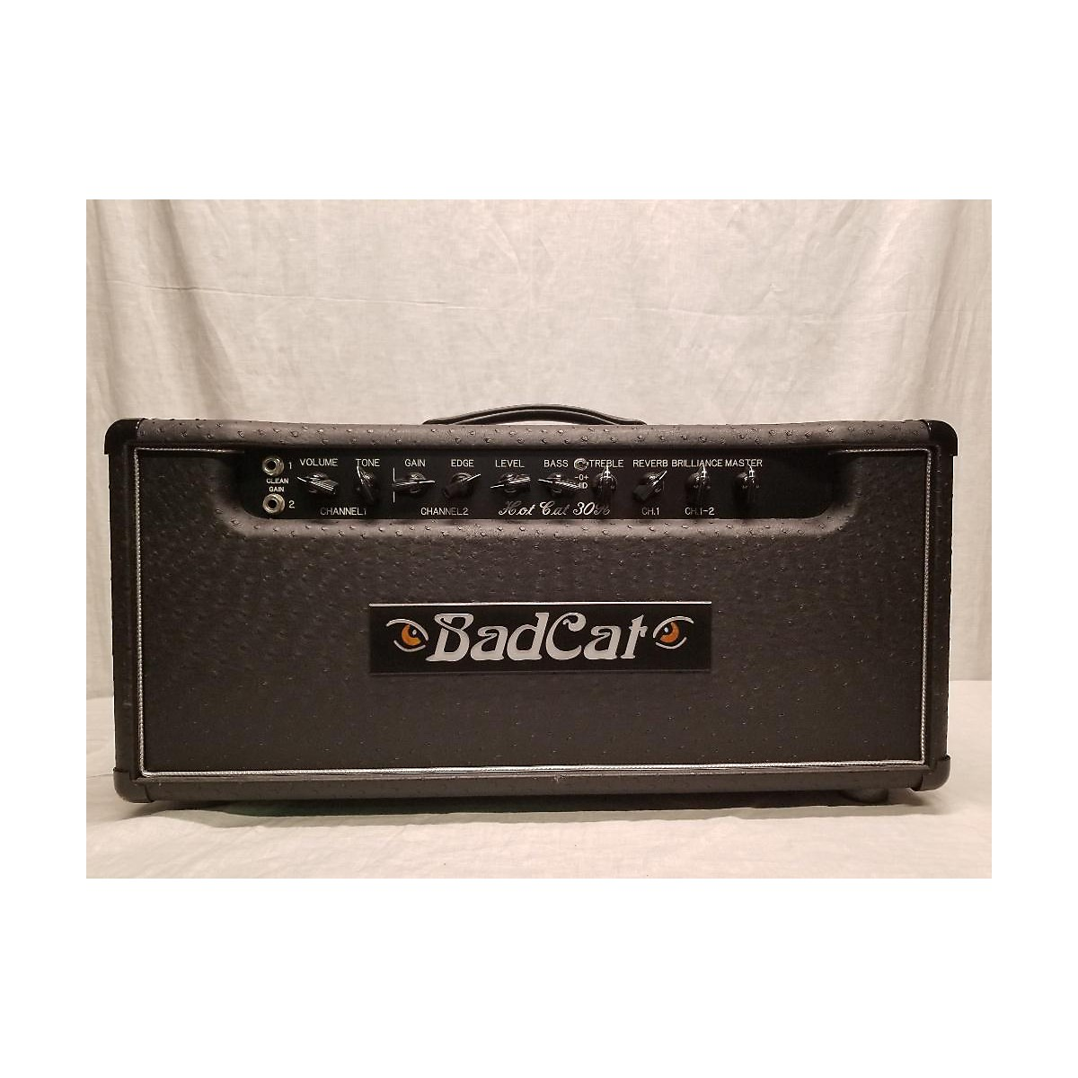 Bad Cat Hot Cat 30R 30W Tube Guitar Amp Head