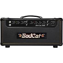 Bad Cat Hot Cat 50W Guitar Amp Head with Reverb
