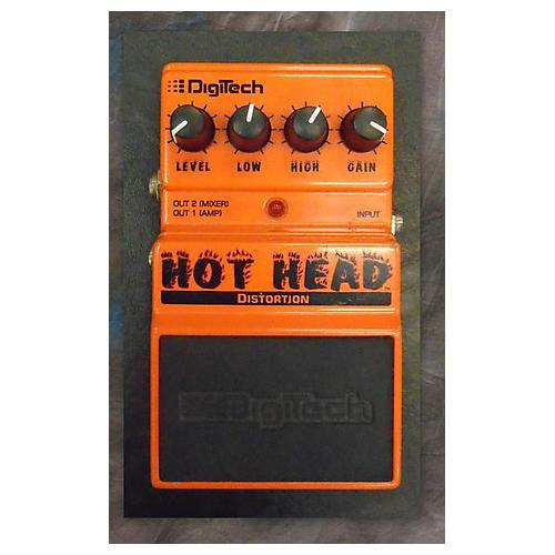 DigiTech Hot Head Distortion Effect Pedal