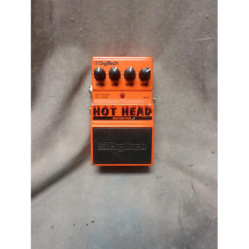 Digitech Hot Head Distortion Effect Pedal