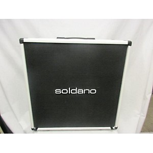 Pre-owned Soldano Hot Rod 2x12 Guitar Cabinet by Soldano