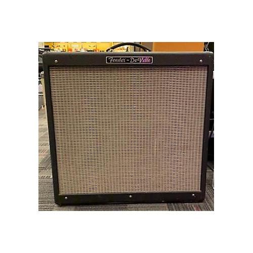 used fender hot rod deville 60w 4x10 tube guitar combo amp guitar center. Black Bedroom Furniture Sets. Home Design Ideas