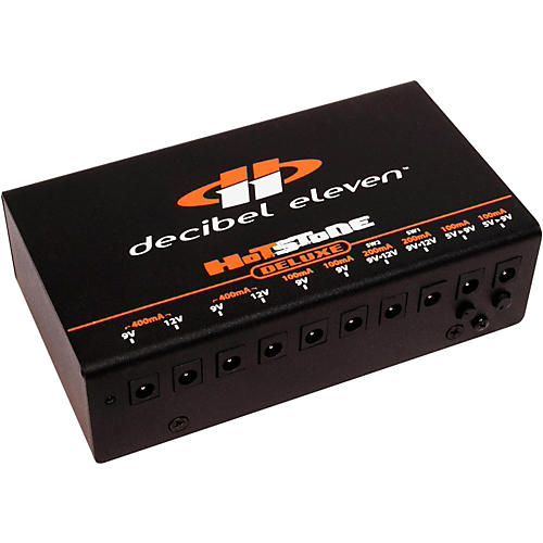 Decibel Eleven Hot Stone Deluxe Isolated DC Power Supply