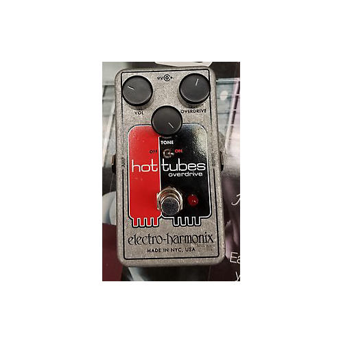 Electro-Harmonix Hot Tubes Overdrive Effect Pedal