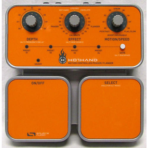 Source Audio Hothand Effect Pedal Package