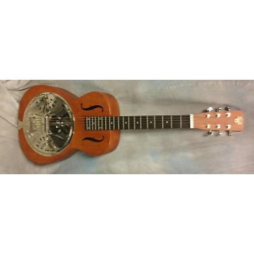 Dobro Hound Dog Round Neck Resonator Guitar