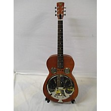 Dobro Hound Dog Round Neck Resonator Guitar