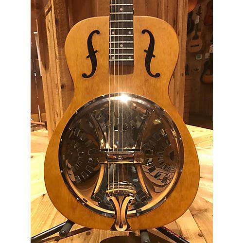 Dobro Hounddog Roundneck Resonator Guitar