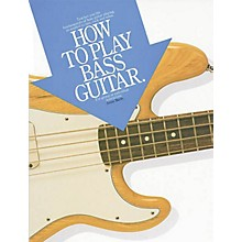 Music Sales How to Play Bass Guitar Music Sales America Series Softcover Written by Arnie Berle