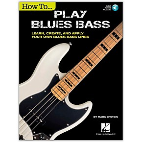 cherry lane how to play blues bass learn create and apply your own blues bass lines book. Black Bedroom Furniture Sets. Home Design Ideas
