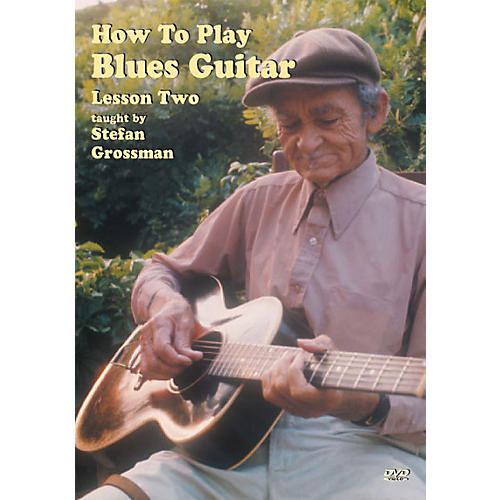 Mel Bay How to Play Blues Guitar DVD, Lesson 2