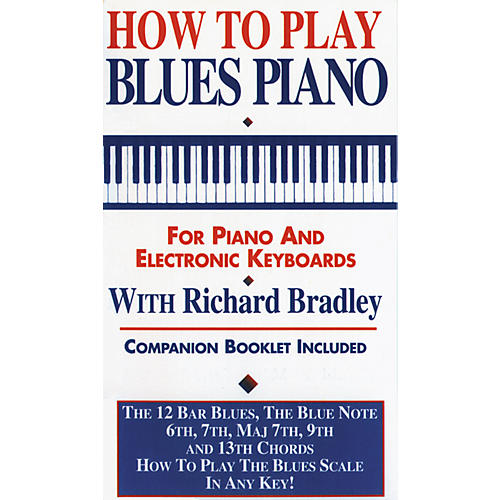 Alfred How to Play Blues