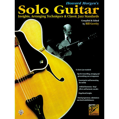 Alfred Howard Morgen's Solo Guitar Book