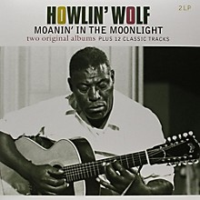 Howlin' Wolf - Howlin Wolf / Moanin in the Moonlight