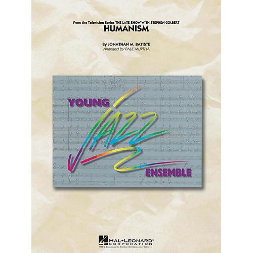 Hal Leonard Humanism Jazz Band Level 3 Arranged by Paul Murtha